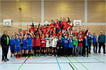 Foto: Volleyball: SBM U14m in Mallersdorf